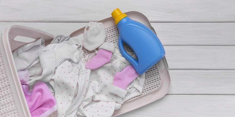 Memilih Deterjan Cuci Aman Bagi Bayi
