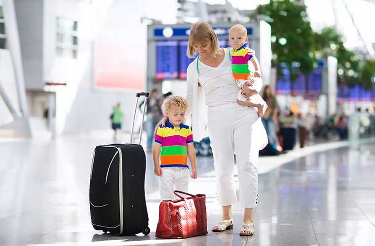 Tips Membawa Anak Liburan Ke Luar Negeri